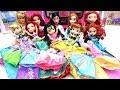 Disney Princess Frozen Toddlers Need New Clothes Dress Up