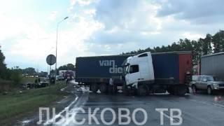 2016 08 31 Авария на трассе М7