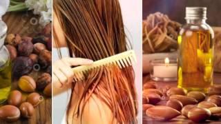 видео Аргановое масло для волос: применение, как использовать