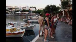 2013 Крит   Агиос Николаос(Agios Nikolaos, Crete., 2014-01-07T05:04:26.000Z)