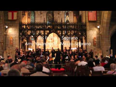 Germantown Concert Chorus - Elias  Part One