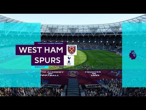 West Ham Vs Tottenham Hotspur 2-3 | Premier League - EPL | 23.11.2019