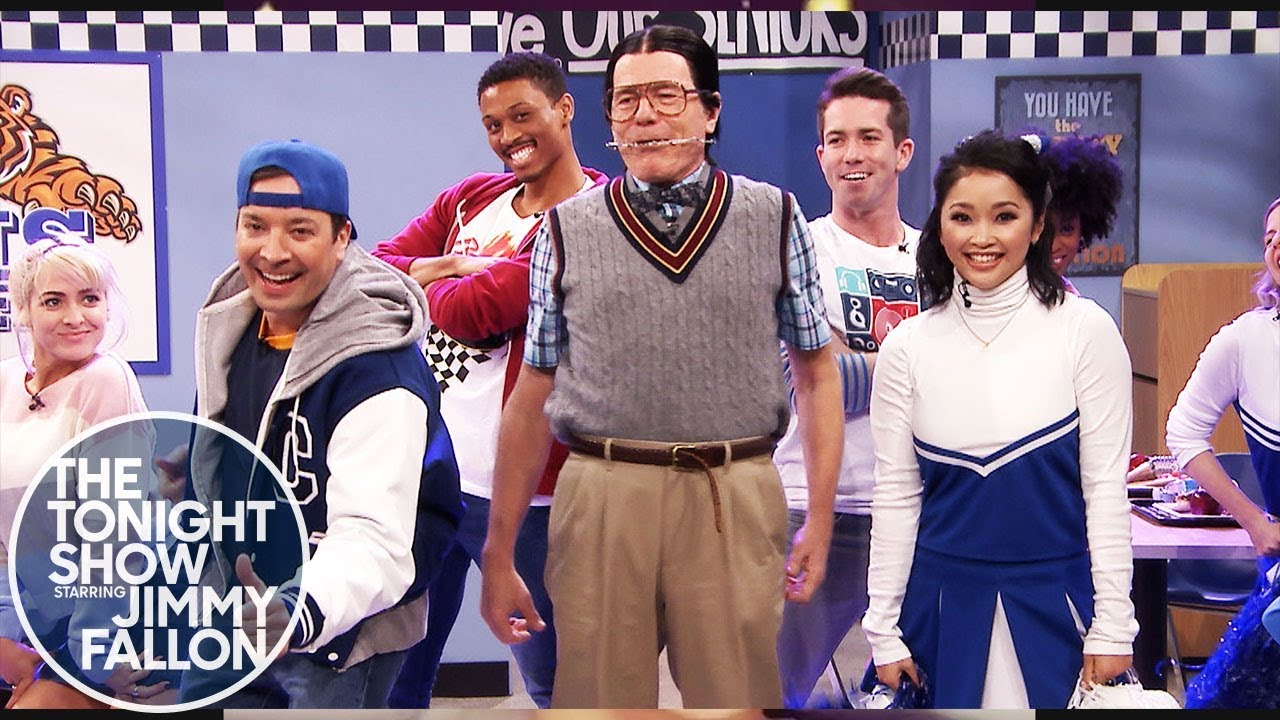 Bryan Cranston, Lana Condor Perform 'To All the Boys I've Loved Before ...