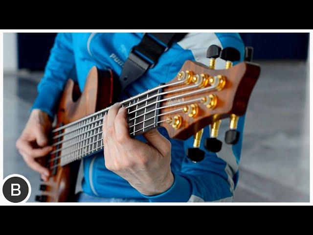 MARLEAUX CONTRA 6 BASS - Heiko Jung   BassTheWorld.com