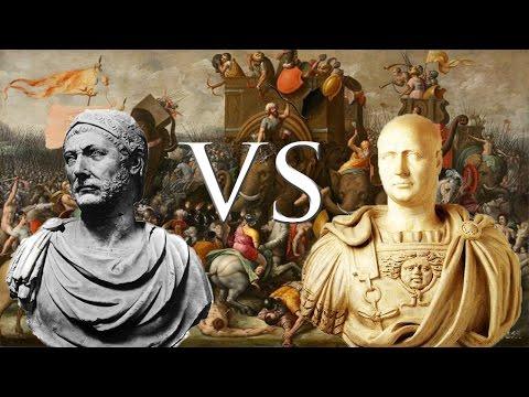 Generali a confronto con KillerPrince - Annibale Barca contro Scipione l'Africano