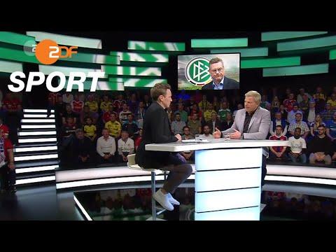 Oliver Kahn: 'BVB fehlte gegen Bayern nötige Erfahrung'    das aktuelle sportstudio - ZDF