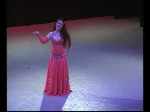NOUR - EGYPTIAN BELLYDANCE STAR - in Festival in STOCKHOLM may 2008