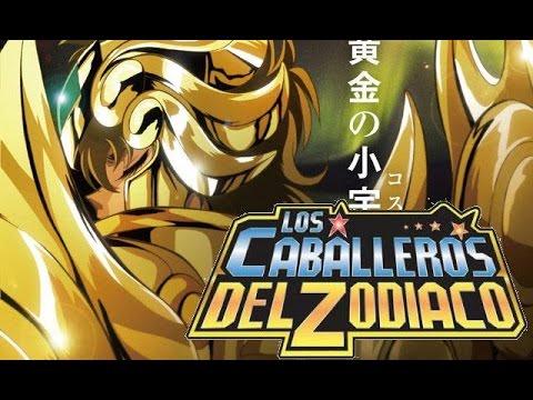 Caballeros Del Zodiaco  - Saga Santuario (Completa)
