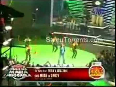 TOSHI SABRI SING MAAHI MAAHI IN AMUL MUSIC KA MAHA MUQABLA - YouTube.FLV