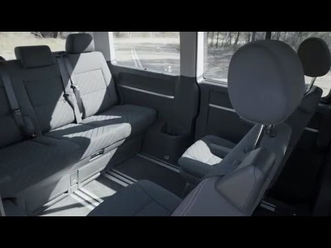 Volkswagen Multivan - Experience space and flexibility like never before