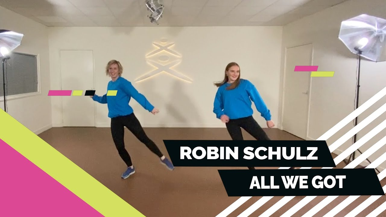 Robin Schulz - All We Got (feat. KIDDO) [Ofenbach Remix] - Choreo - Intermediate choreography
