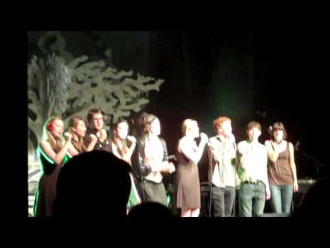 Imogen Heap and Fairview High School Choir - Earth.MP4
