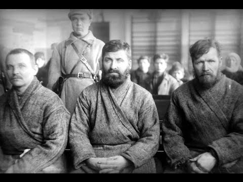 Soviet Gulag Monster - Josef Stalin Slave Drivers - World Documentary Films