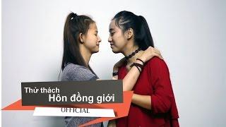 [Quay TV] Tập 12 - Thử Thách Hôn Đồng Giới (Social Experiment) - Clip hài 2015