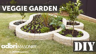 Miniwall Diy Veggie Patch - How To Build A Vegetable Garden With Miniwall