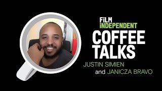 Justin Simien & Janicza Bravo - 06.25.20 | Coffee Talks | Film Independent
