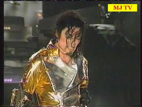 In The Closet LIVE HIStory Tour Sweden '97 (HQ)