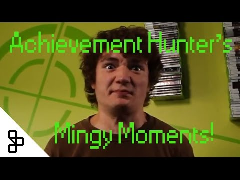 Achievement Hunter - Mingy Moments Compilation