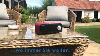 Produktvideo zu Geemarc Viso Tempo 200 Vereinfachtes Musikabspielgerät