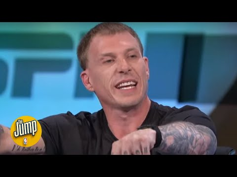 [2018] Jason Williams names the two modern players he'd pay to see   The Jump