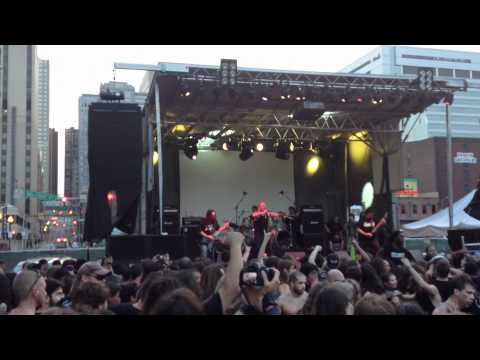 Suffocation - Despise The Sun (Live Maryland Deathfest X)