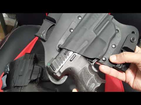 Review of Crossbreed Supertuck IWB holster