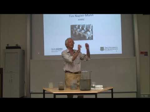 Prof Tim Napier-Munn - The Dense Medium Cyclone: Past, Present and Future
