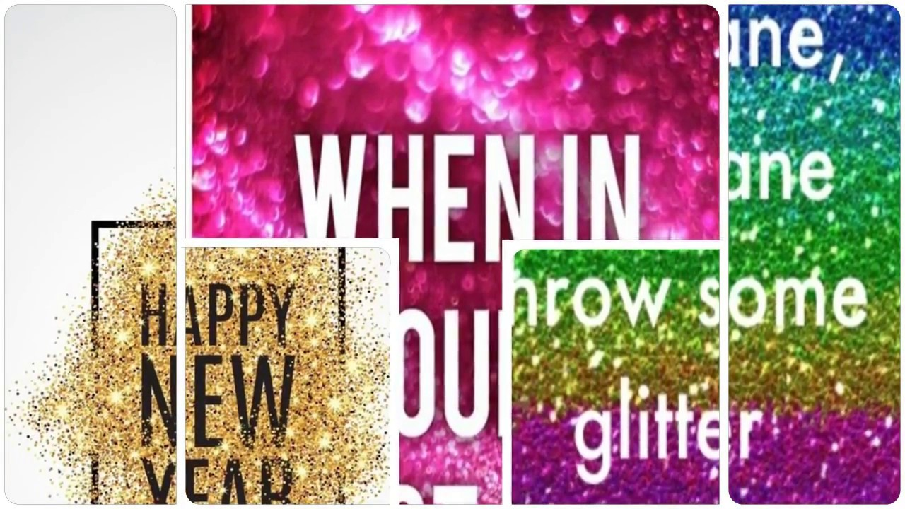 Glitter Quotes Wallpapers