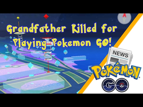 Grandfather Shot & Killed For Playing Pokemon GO in Chesapeake, VA! Pokemon GO Breaking News