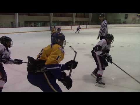 2017-2018 PEEWEE A1 Surrey vs A1 Victoria RC - Exhibition Game - Oct 20, 2017 1-3L 3rd Period