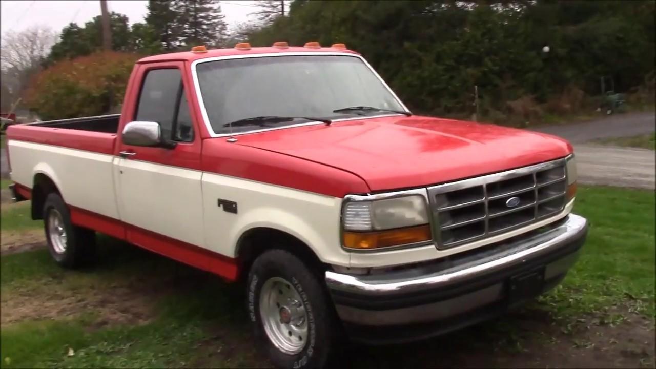 1992 ford f150 xlt truck for sale lastchanceautorestore com