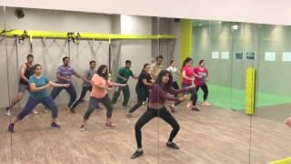 Cheeze Badi | Machine | Udit Narayan & Neha Kakkar | Bollywood ZUMBA | Shruti Trivedi