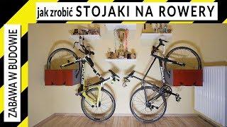 Jak zrobić stojak na rower