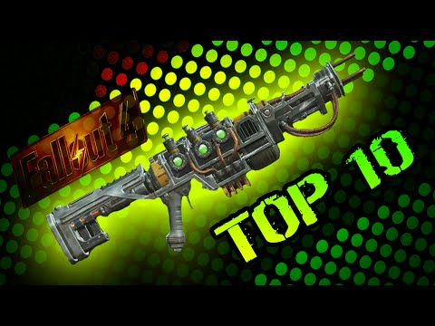 Fallout 4 - Top 10 BEST Plasma Energy Weapons