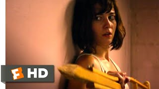 10 Cloverfield Lane (2016) - A Stab at Freedom Scene (1/10) | Movieclips