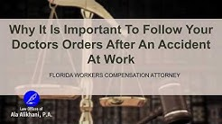 Accident at work help   Workers Compensation Lawyer   Boca Raton