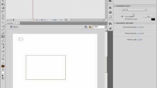 Инструмент Deco Tool в Adobe Flash CS4. Заливка сеткой (14/46)