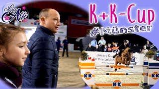 Lia & Alfi - Mit Michi Jung im Parcours- On Tour beim K+K-Cup