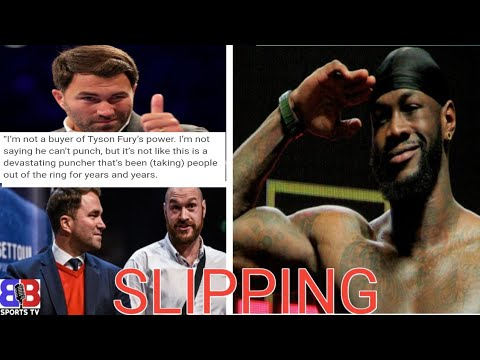 Download (WOW) PROOF: DEONTAY WILDER WAS CHEATED ! JOSHUA WONT HAVE DISADVANTAGES WITH FURY SAYS EDDIE HEARN