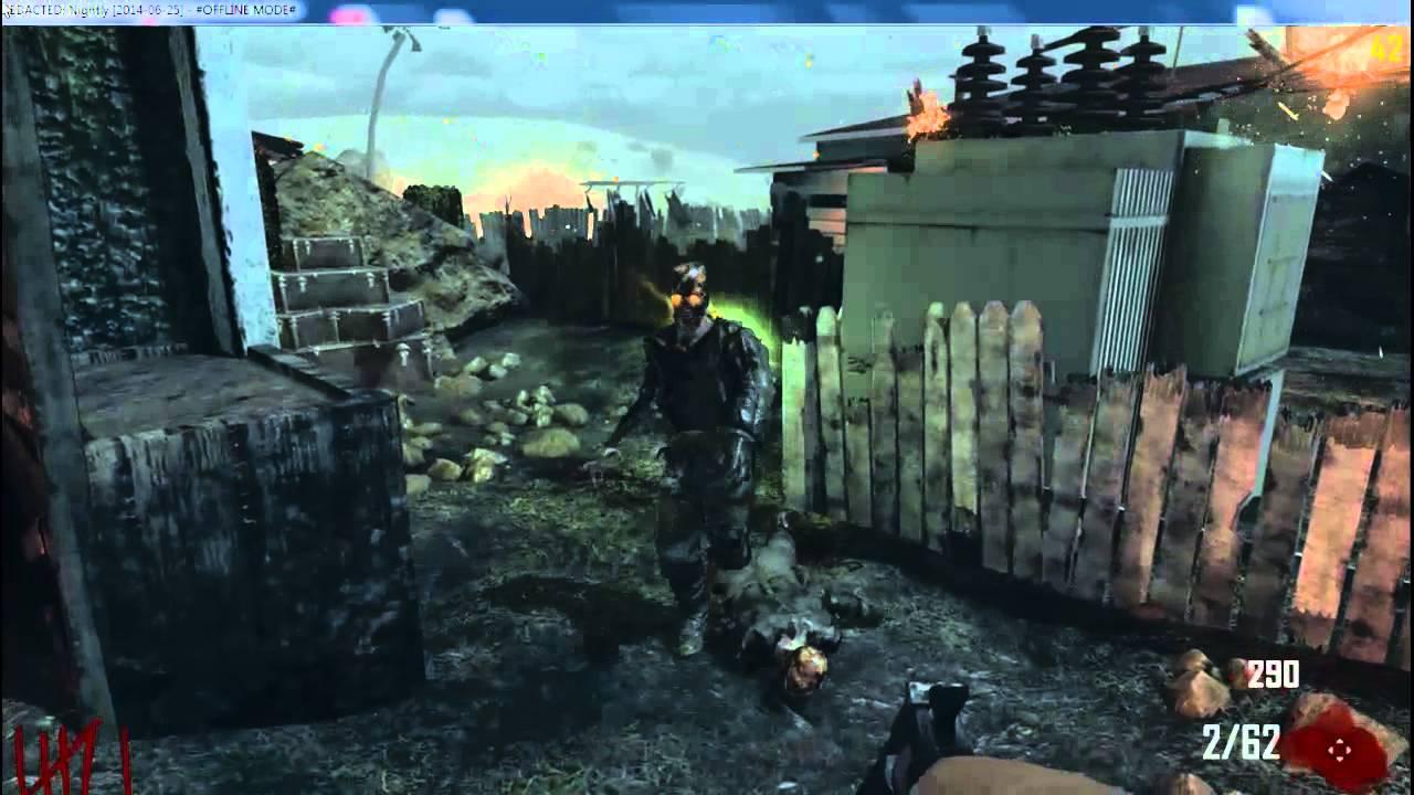 Como jugar Black Ops 2 Zombies offline