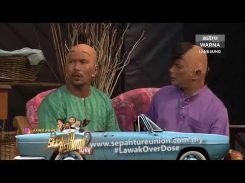 Sepahtu Reunion Live 2017 Minggu 6 (Highlight)