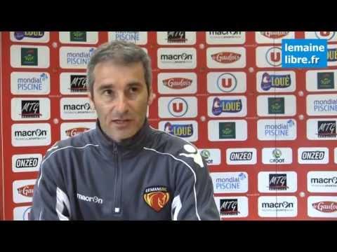 """LeMans FC : l'entraîneur Denis Zanko prône """" l'union sacrée """""""