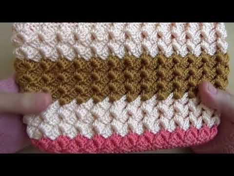 Crochet || Preview Merajut Motif Prada
