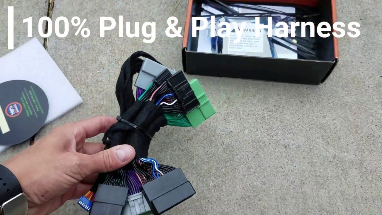 Old Video  2016  Nissan Titan 100  Plug  U0026 Play Remote