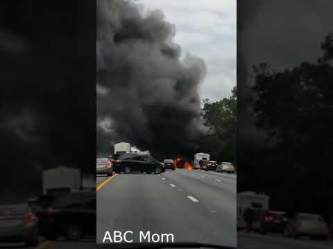 Multiple fatalities in fiery Alachua County Crash