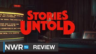 Stories Untold (Switch) Review (Video Game Video Review)