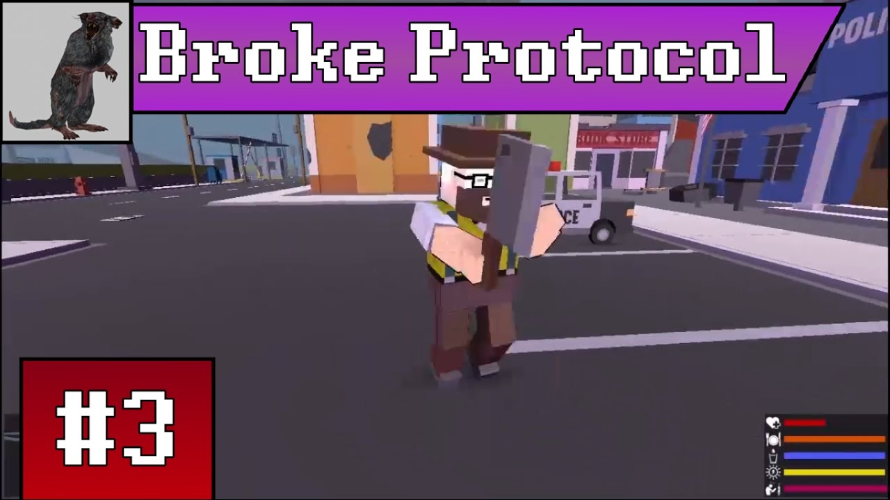 how to download broke protocol