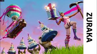 FORTNITE HAPPY BIRTHDAY SONG! (1 HOUR)