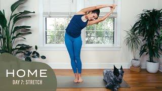 Home - Day 7 - Strętch | 30 Days of Yoga With Adriene