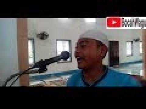 viral adzan diganti dangdut film pendek ngapak